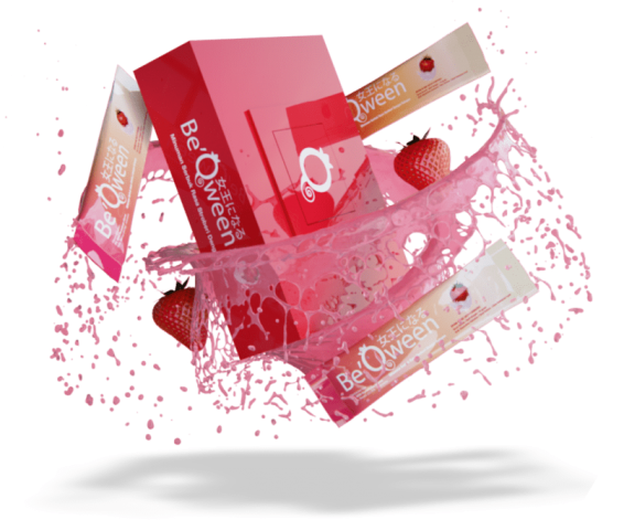 Be Qween Drink Collagen